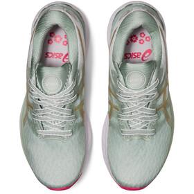 asics Gel-Nimbus 23 Shoes Women, lichen rock/champagne